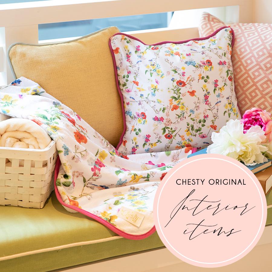 Chesty Original Interior items!